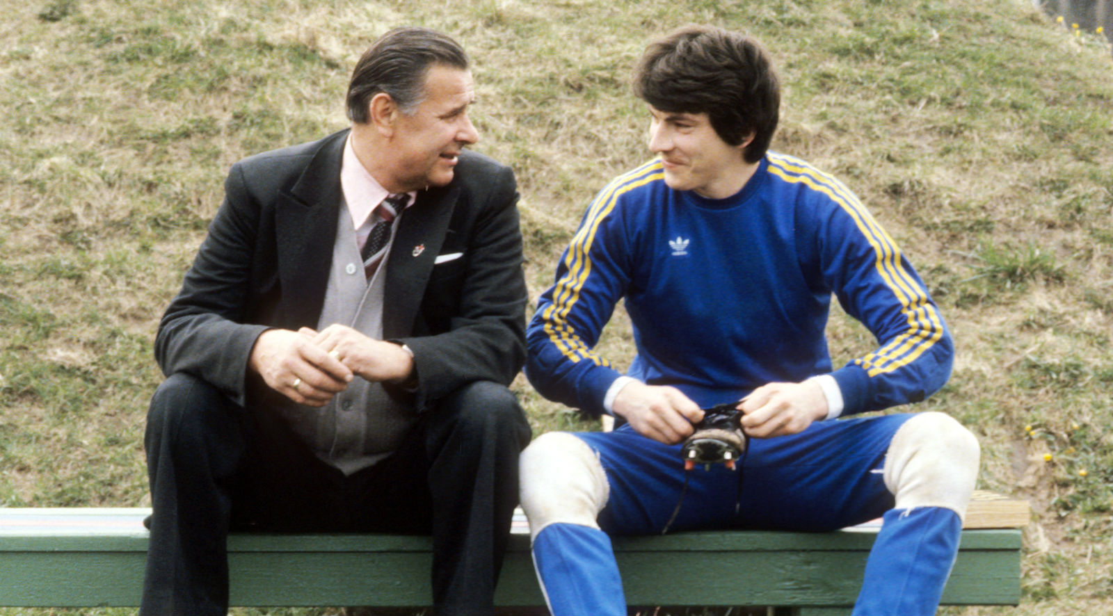 Dasaev together with Yashin
